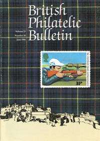 British Philatelic Bulletin Volume 23 Issue 10