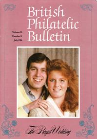 British Philatelic Bulletin Volume 23 Issue 11