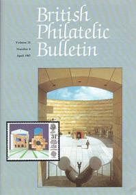 British Philatelic Bulletin Volume 24 Issue 8