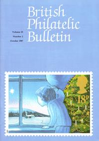 British Philatelic Bulletin Volume 25 Issue 2