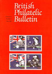 British Philatelic Bulletin Volume 25 Issue 9