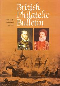 British Philatelic Bulletin Volume 25 Issue 10