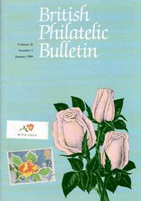 British Philatelic Bulletin Volume 26 Issue 5