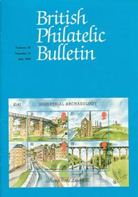 British Philatelic Bulletin Volume 26 Issue 11