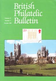 British Philatelic Bulletin Volume 27 Issue 2