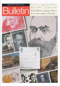 British Philatelic Bulletin Volume 39 Issue 1