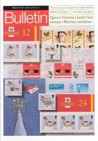 British Philatelic Bulletin Volume 39 Issue 3