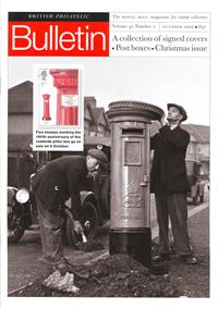 British Philatelic Bulletin Volume 40 Issue 2