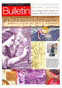 British Philatelic Bulletin Volume 45 Issue 4