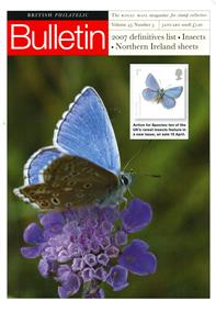 British Philatelic Bulletin Volume 45 Issue 5
