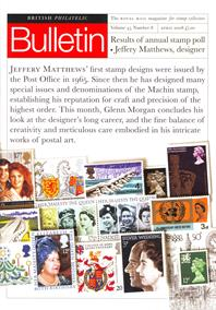 British Philatelic Bulletin Volume 45 Issue 8