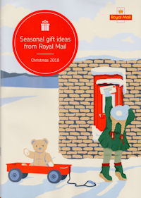 Seasonal gift ideas from Royal Mail - Christmas 2018