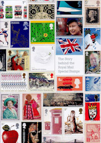 The Story behind the Royal Mail Special Stamps