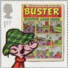 Comics 1st Stamp (2012) Buster