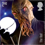 Doctor Who 2nd Stamp (2013) The Ood