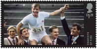 Great British Film £1.28 Stamp (2014) Chariots of Fire (1981)