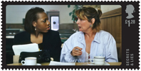 Great British Film £1.28 Stamp (2014) Secrets and Lies (1996)