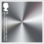 Inventive Britain £1.28 Stamp (2015) Stainless Steel