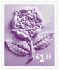 Country Definitives 2015 £1.33 Stamp (2015) England