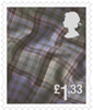 Country Definitives 2015 £1.33 Stamp (2015) Scotland