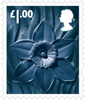 Country Definitives 2015 £1 Stamp (2015) Wales