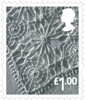 Country Definitives 2015 £1. Stamp (2015) Northern Ireland