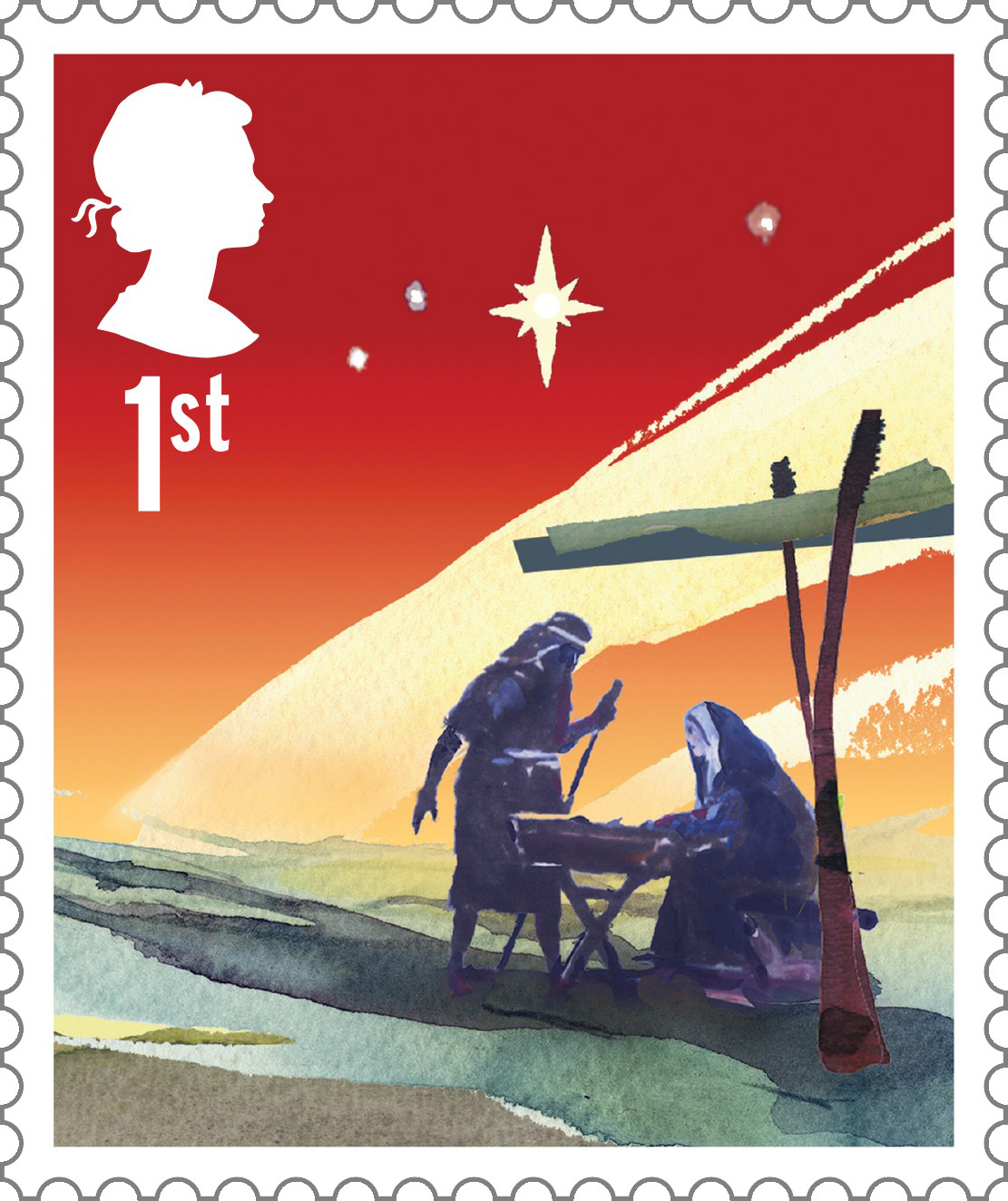 Christmas 2015 (2015) : Collect GB Stamps