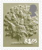 Country Definitives 2016 £1.05 Stamp (2016) England