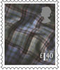 New Country Definitives £1.40 Stamp (2017) Scotland