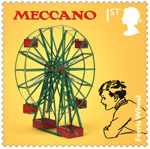 Classic Toys 1st Stamp (2017) Meccano