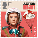Classic Toys 1st Stamp (2017) Action Man