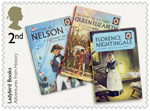 Ladybird Books 2nd Stamp (2017) Adventures from History