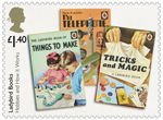 Ladybird Books £1.40 Stamp (2017) Hobbies and How It Works
