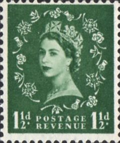 Stamps Uk On Letter