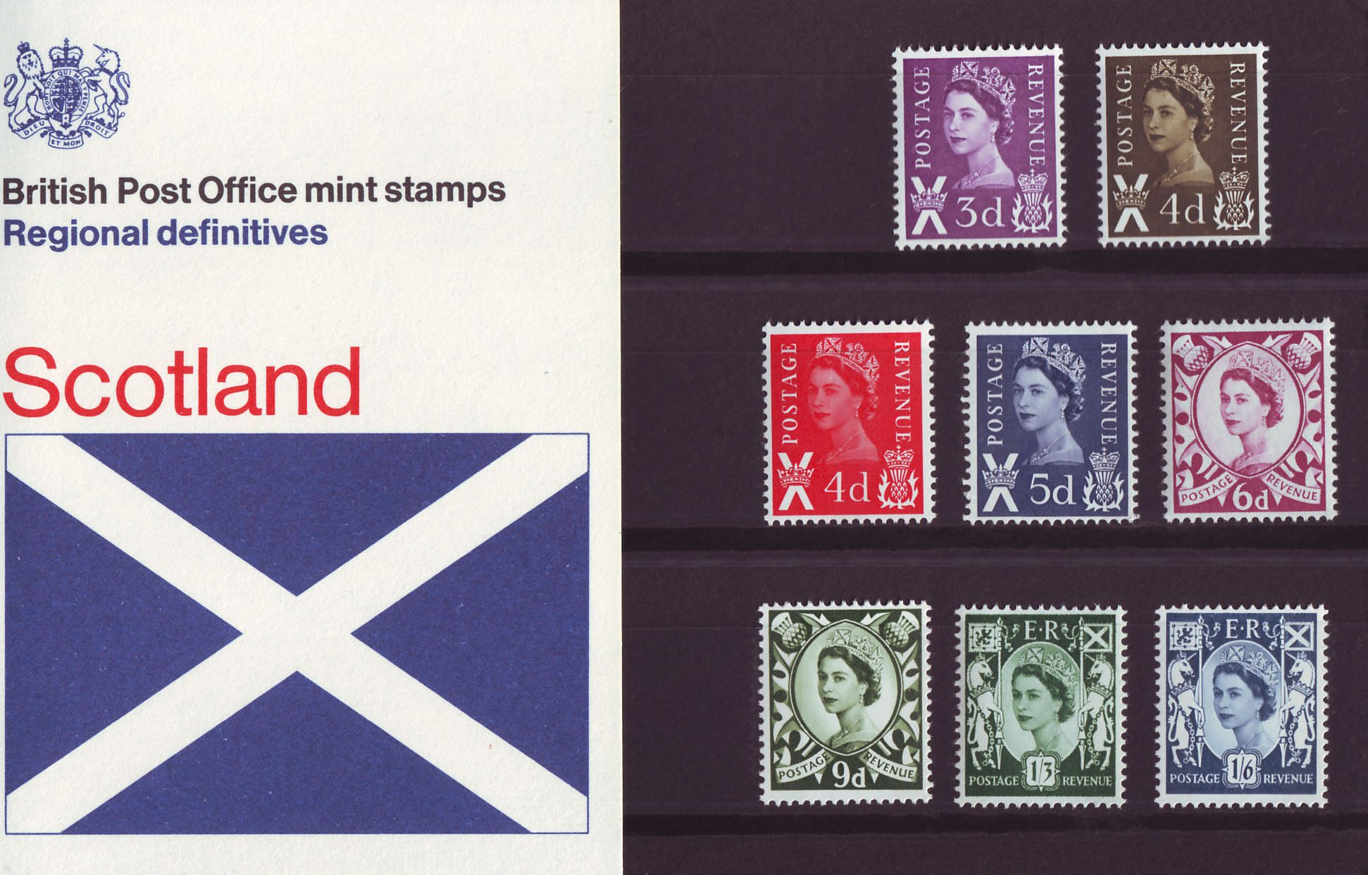 Definitive (1977) : Collect GB Stamps