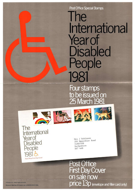 International Year of the Disabled People (1981)