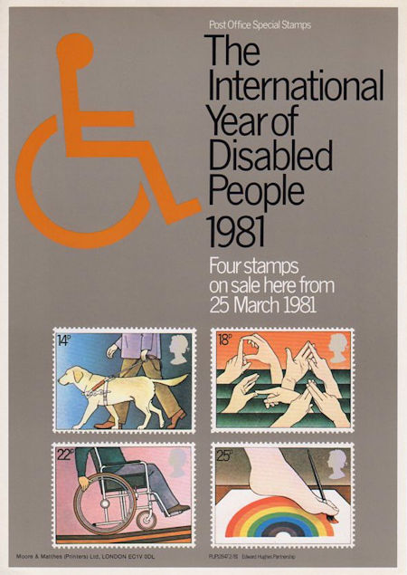 International Year of the Disabled People