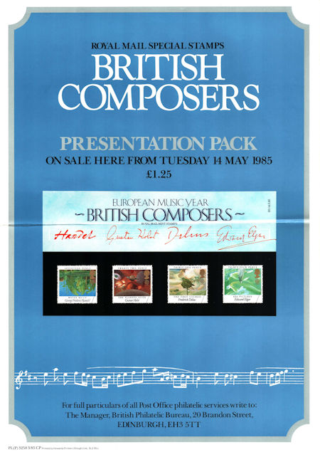 Europa. British Composers