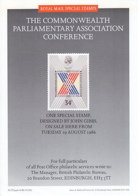 The Commonwealth Parliamentary Conference