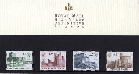 High Value Definitives (1988)