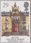 Europa 1990 29p Stamp (1990) British Philatelic Bureau, Edinburgh