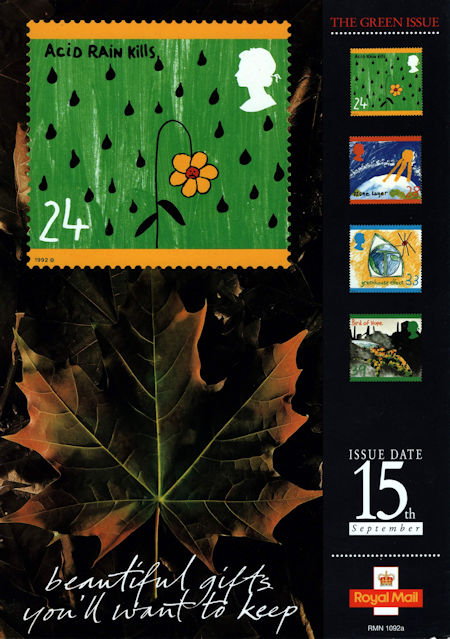 The Green Issue (1992)