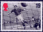 Football Legends 19p Stamp (1996) Dixie Dean