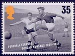 Football Legends 35p Stamp (1996) Duncan Edwards