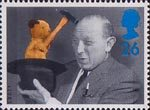 Big Stars from the Small Screen - Children's TV Characters 26p Stamp (1996) Sooty