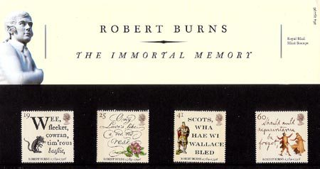 Robert Burns (1996)