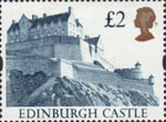 High Value Definitives £2 Stamp (1997) Edinburgh Castle