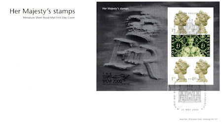 Her Majestys Stamps (2000)