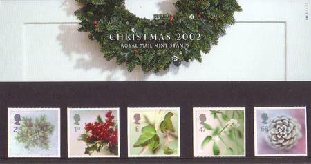 Presentation Pack from Collect GB Stamps