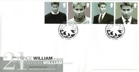 21st Birthday of Prince William of Wales (2003)